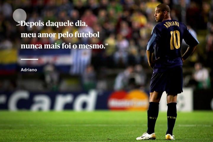 Adriano Imperador The Players Tribune TPT Brasil