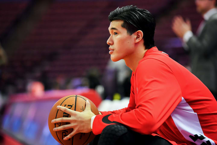 Yuta Watanabe | Toronto Raptors | The Players' Tribune