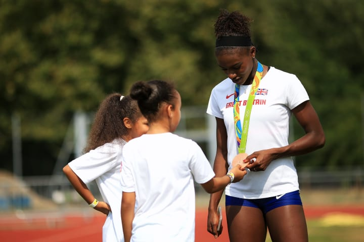 Who We Elevate | By Dina Asher-Smith | The Players' Tribune