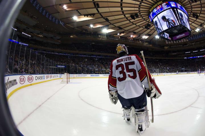 Al Montoya | NHL | The Players' Tribune