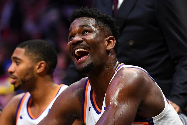 Deandre Ayton | Phoenix Suns | The Players' Tribune