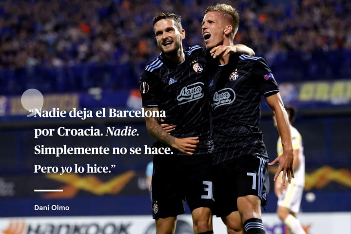 Dani Olmo | The Players' Tribune