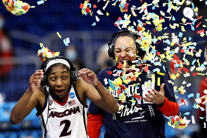 Aari McDonald | Arizona Wildcats | The Players' Tribune