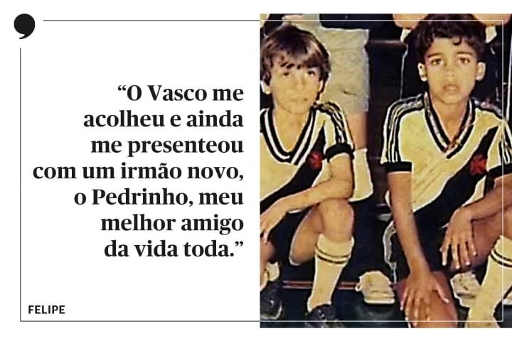 Felipe Pedrinho Vasco