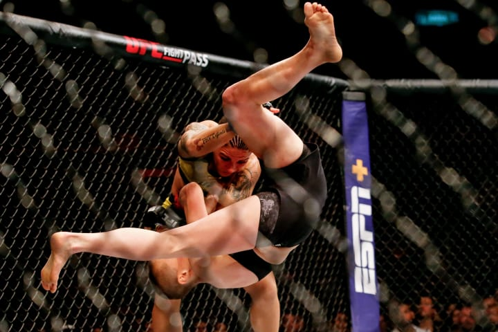 Jéssica Andrade | UFC | The Players' Tribune