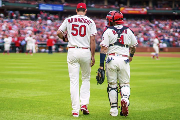 Adam Wainwright | Yadier Molina | Harrison Bader | St. Louis Cardinals | The Players' Tribune
