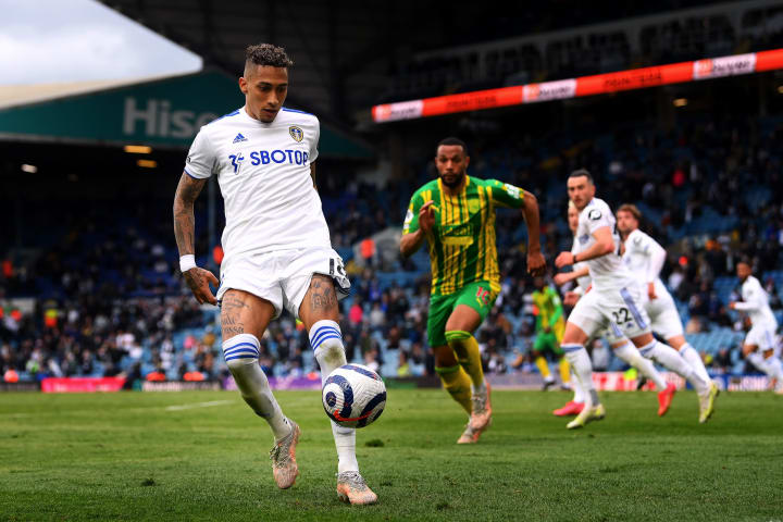 Raphinha   Leeds United F.C.   The Players' Tribune