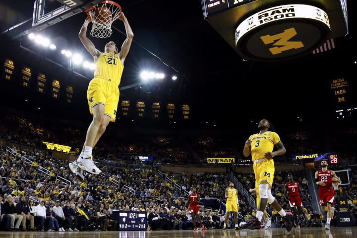Franz Wagner | Michigan Wolverines | The Players' Tribune