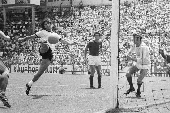 Gary Lineker | Power of England | The Players' Tribune