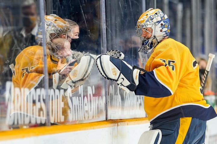 Pekka Rinne | Nashville Predators | The Players' Tribune