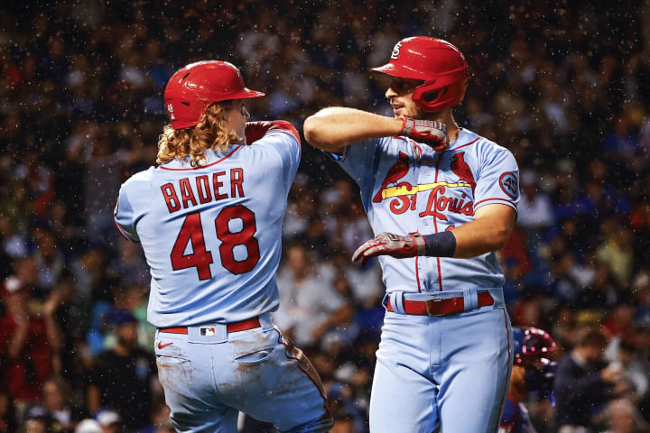 Harrison Bader | St. Louis Cardinals | The Players' Tribune