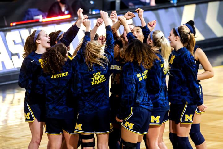 Naz Hillmon | Michigan Wolverines
