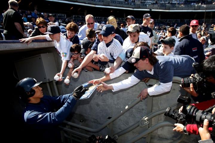 Hideki Matsui | New York Yankees | The Players' Tribune