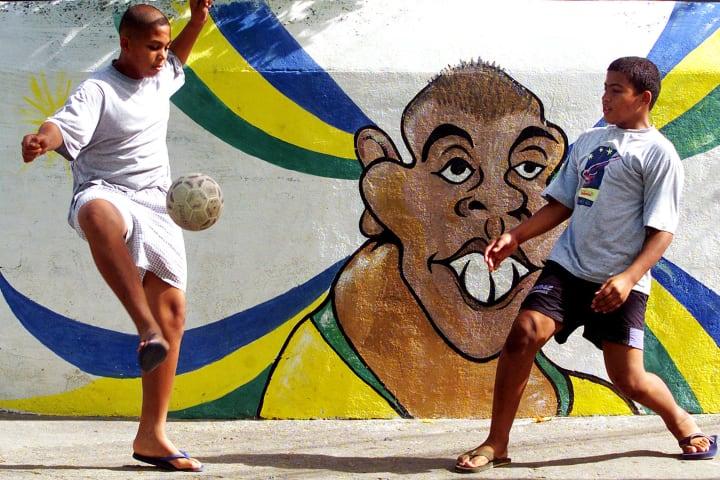 Ronaldo Nazário Seleção brasileira Copa do Mundo Centroavante