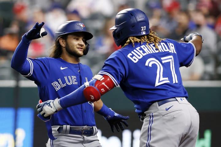 Bo Bichette   Vladimir Guerrero Jr.   Toronto Blue Jays   The Players' Tribune