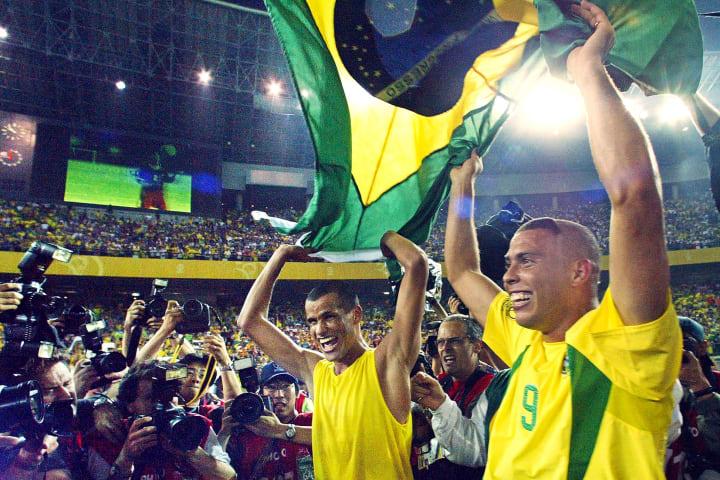 Ronaldo Nazário Centroavante Seleção Brasileira Copa do Mundo