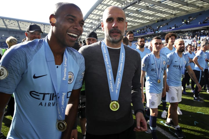 Fernandinho | Manchester City F.C. | The Players' Tribune