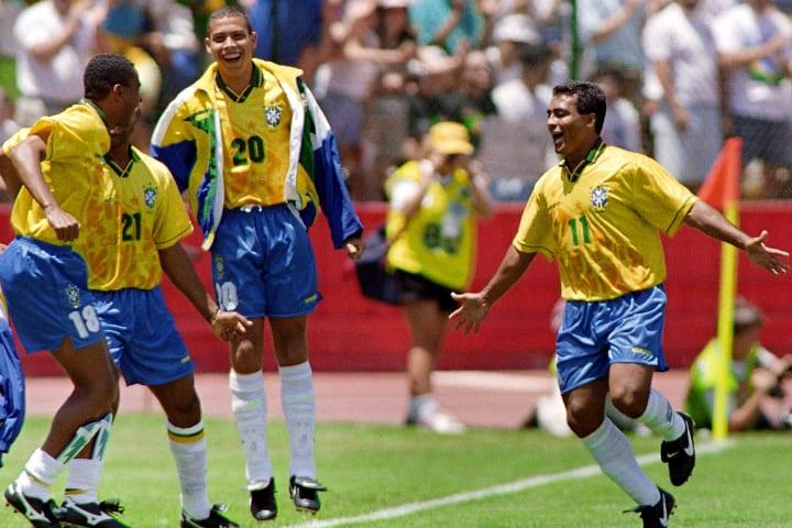 Ronaldo Nazário Copa do Mundo Atacante Seleção brasileira