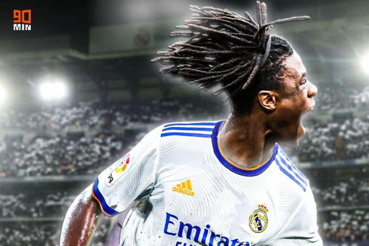 Eduardo Camavinga est l'ultime transfert du Real Madrid.