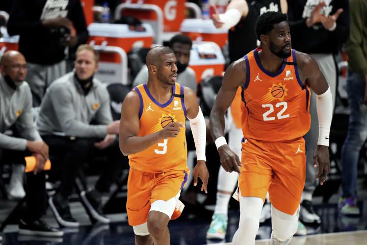 Deandre Ayton | Chris Paul | Phoenix Suns | The Players' Tribune