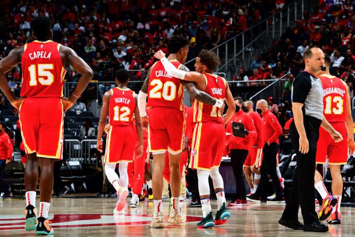 John Collins | Trae Young | Atlanta Hawks | The Players' Tribune
