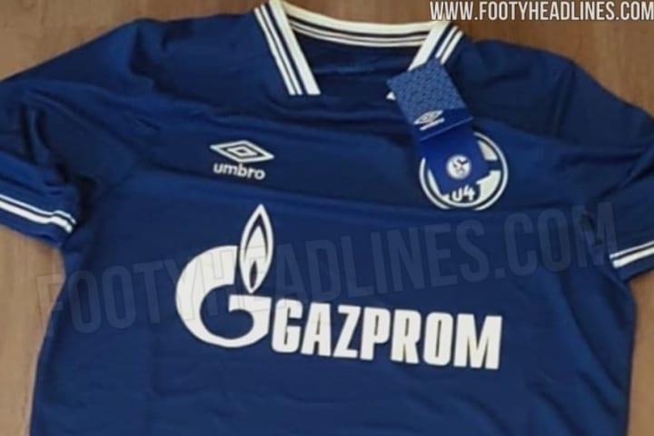 Schalkes Heimtrikot