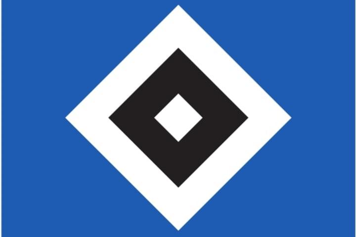 Die berühmte HSV-Raute