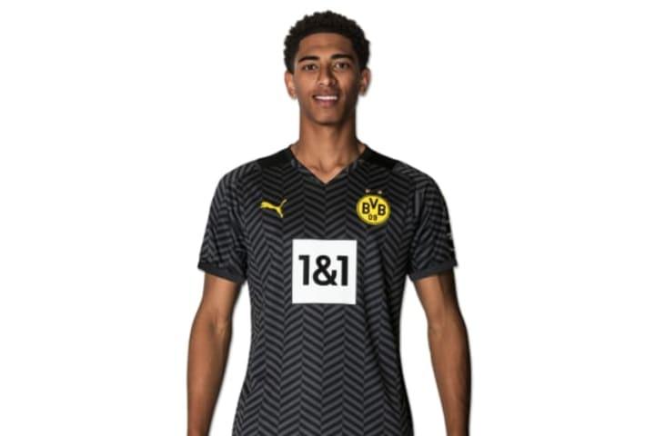 Das neue BVB-Auswärtstrikot   Quelle: shop.bvb.de