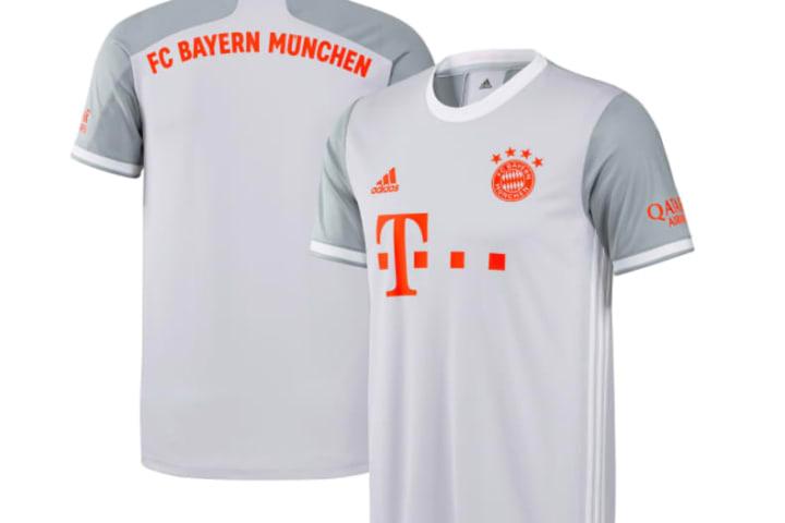 Das neue Auswärtstrikot des FC Bayern - ein Träumchen