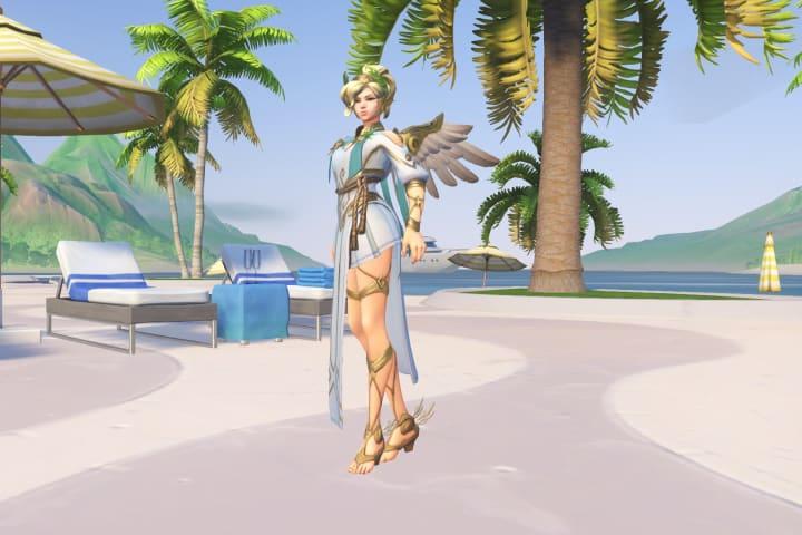 Summer Games Mercy