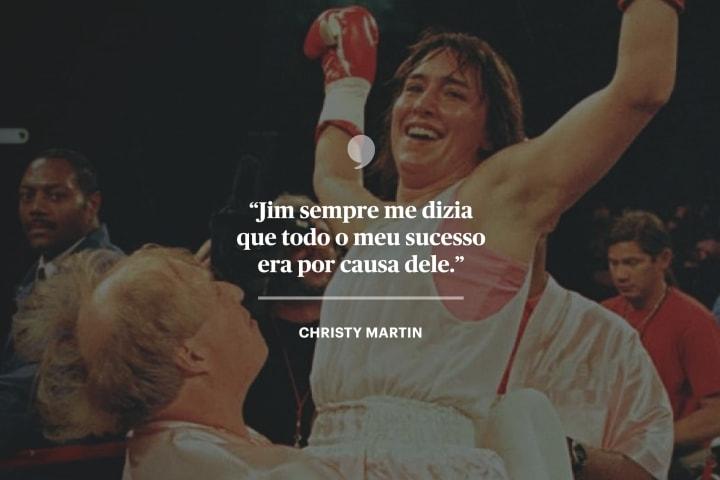 Christy Martin Jim Netflix