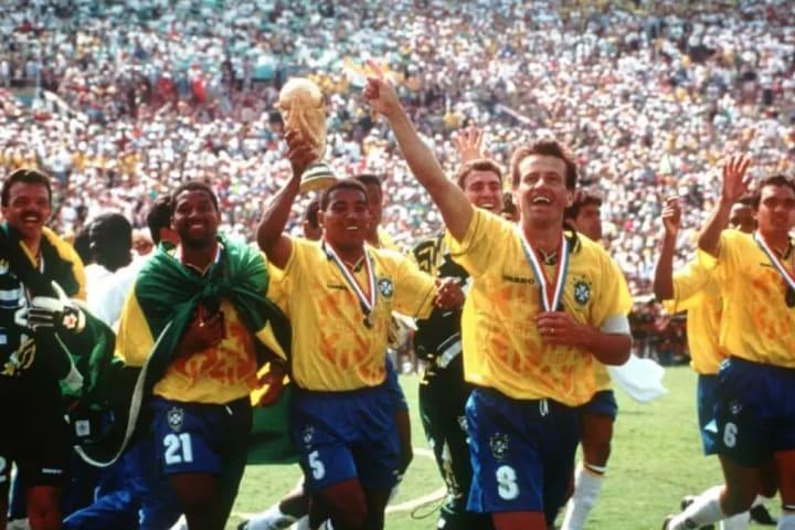 Ronaldinho Gaúcho Bruno R10 Dunga Copa do Mundo Seleção Brasileira Melhor