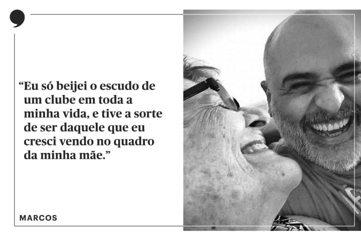 Marcos goleiro mae Palmeiras