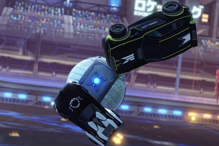 Rocket League Esports Decals