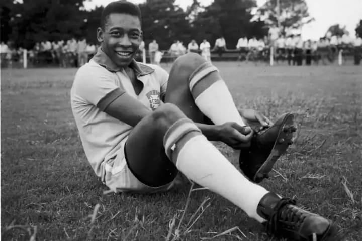 Pelé jogador futebol Edson Arantes
