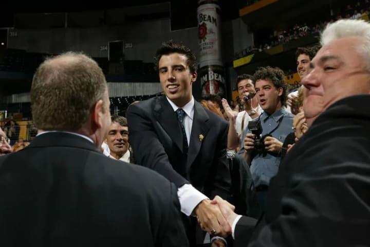 Doug Pensinger/Getty Images/NHLI
