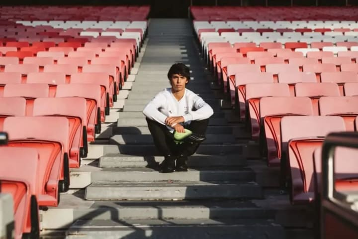 joao felix benfica the players tribune