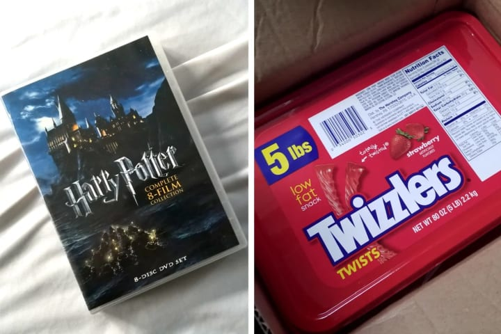 What can I say? I'm just a nerd with a sweet tooth.