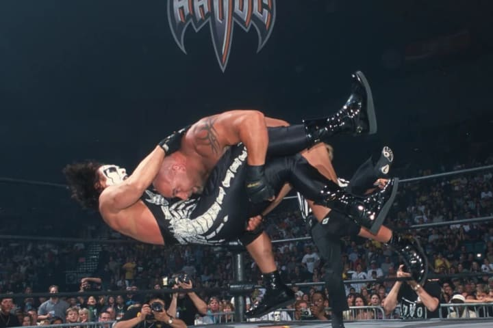 VS. Sting Halloween Havoc