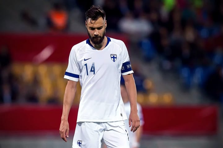 Tim Sparv carta The Players Tribune Finlandia