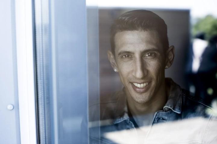 Ángel di María, winger, Argentina.
