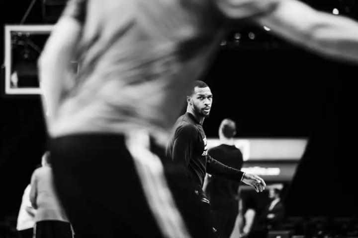 Sam Maller/The Players' Tribune