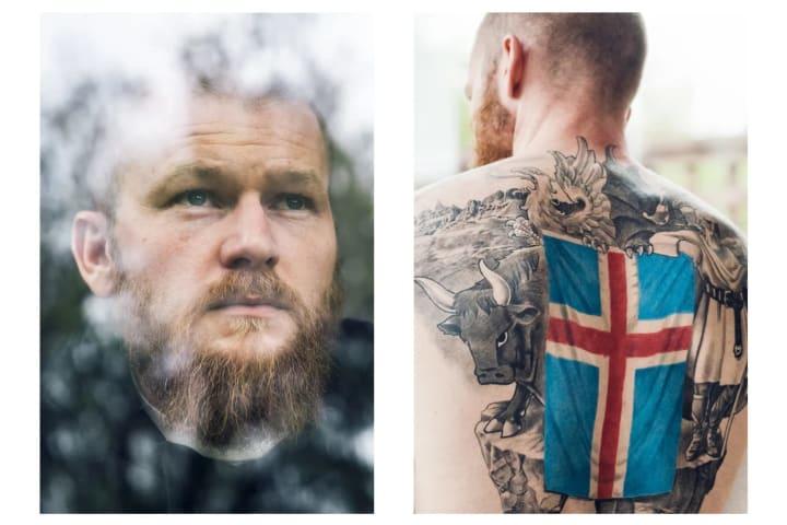 Aron Gunnarsson, midfielder, Iceland.