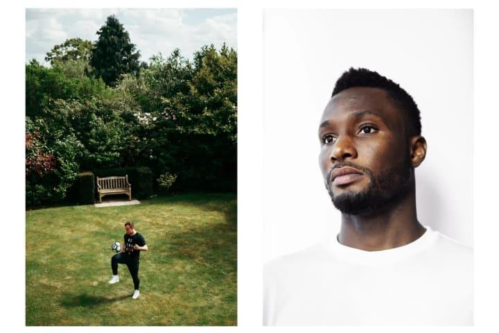 Xherdan Shaqiri, winger, Switzerland. | John Mikel Obi, midfielder, Nigeria.