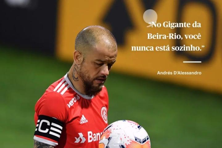 Dalessandro carta The Players Tribune Inter