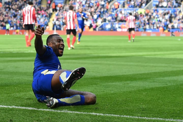 Morgan has scored some important goals for Leicester over the years