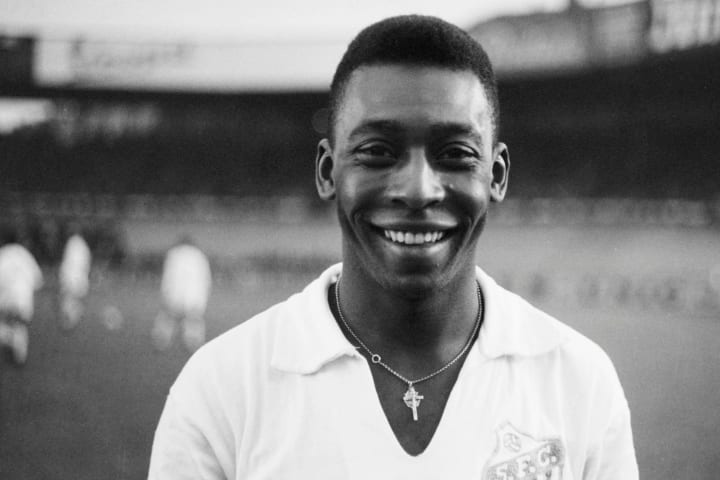 One of the all time greats - and a great smile too