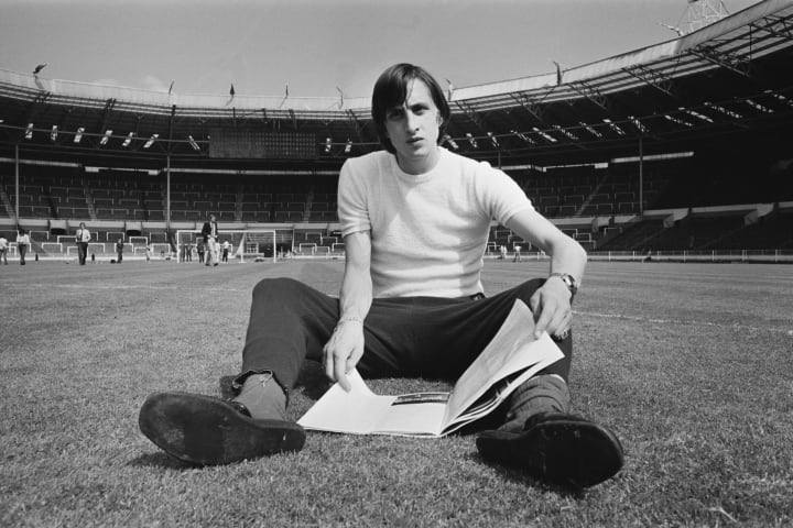 Johan Cruyff changed the game