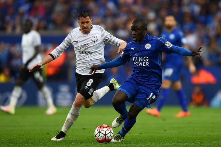 Kante is one of the best midfielders on the planet