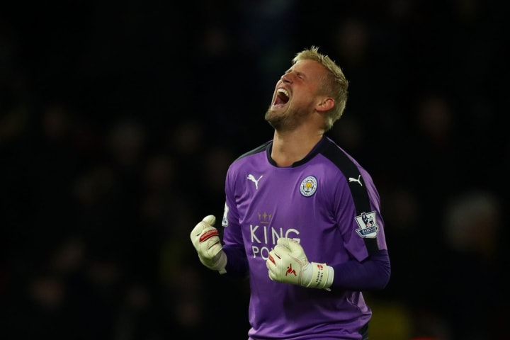 Schmeichel is due a Leicester testimonial soon